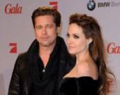 Джоли: дети не дают нам спать в одиночестве