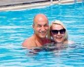 Елена Кондулайнен встречается с богатым американцем