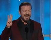 """""""Золотой глобус"""" - самое рейтинговое телешоу 2012 года"""