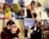Романтические фильмы Голливуда