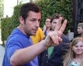 """Адам Сэндлер рискует получить 11 """"анти-Оскаров"""""""