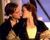 Любовь на Титанике стала самой романтичной в кино