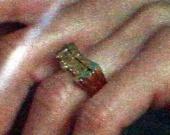 Обручальное кольцо Дженнифер Энистон