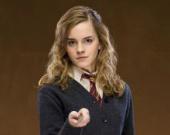 Эмма Уотсон: Гермиона сильнее, чем Гарри Поттер