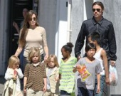 Анджелина Джоли и Брэд Питт хотят седьмого ребенка