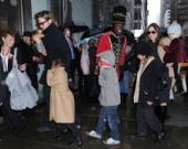 Анджелина Джоли о своих детях